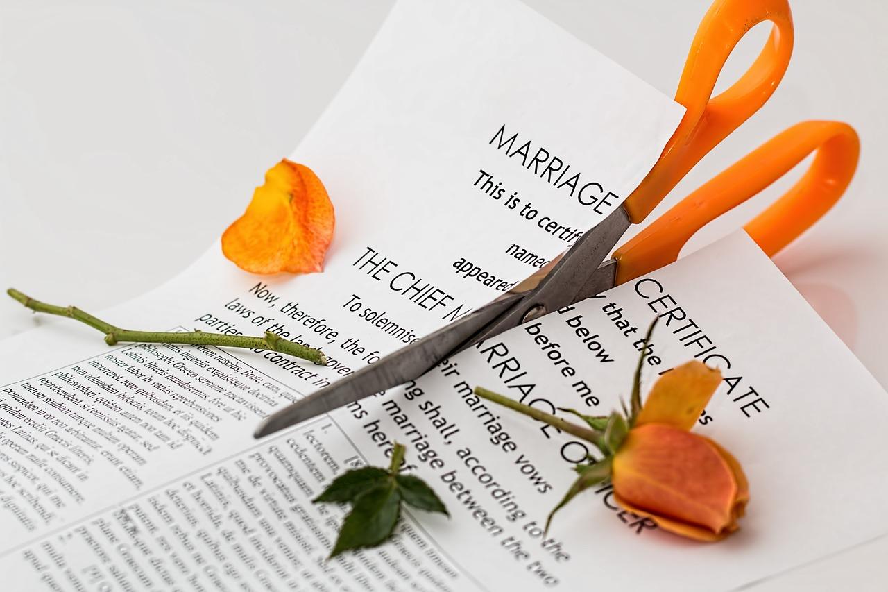causa di divorzio